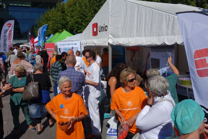 Stand Arendalsuka 2016