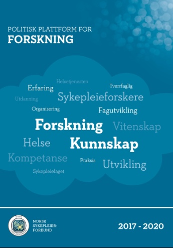 Politisk plattform for forskning