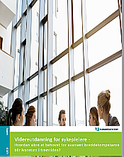 Rapport om videreutdanninger for sykepleiere