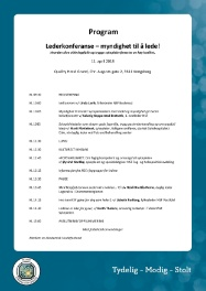 Program lederkonferanse