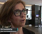 Forbundsleder Eli Gunhild By om sykepleiermangel