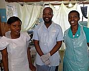Sykepleiere i Malawi.
