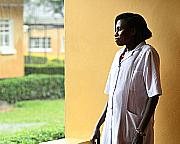 Sykepleier Marie Madeleine på den internasjonale dagen for funksjonshemmede