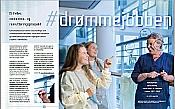 #drømmejobben - et partssamarbeid om rekruttering og omdømme.